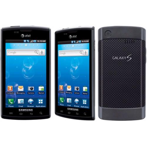 Samsung Galaxy s Captivate SGH i897 16GB Black Smartphone Unlocked