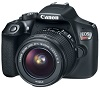 EOS Rebel T6 18.0 Megapixel, 3.0-inch LCD screen, HD Video DSLR w/ EF-S 18-55mm IS II Lens Kit *FREE SHIPPING*