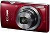 PowerShot Elph 160 IS 20.0 Megapixel, 8x Optical Zoom, 2.7 In. LCD, HD Video Digital Camera - Red *FREE SHIPPING*