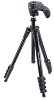 Compact Action Tripod - Black *FREE SHIPPING*