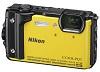 Coolpix W300 16.1 Megapixel, 5x Optical Zoom Lens, 3.0 Inch LCD Screen, Full HD Video, Wi-Fi, GPS, Waterproof & Shockproof Digital Camera - Yellow *FREE SHIPPING*