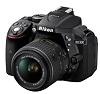 D5300 24.2 Megapixel, 3.2 Inch Vari-Angle LCD Digital SLR Camera with AF-S 18-55mm VR II Zoom Lens Kit - Black *FREE SHIPPING*