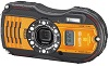 WG-5 16 MegaPixel, 4x Opt Image Stabilized Zoom, 3.0-Inch LCD, GPS, Water, Dust, Crush, Shock, and Coldproof Digital Camera - Orange *FREE SHIPPING*