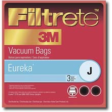 Eureka J Allergen Vacuum Bags (3-Pack)