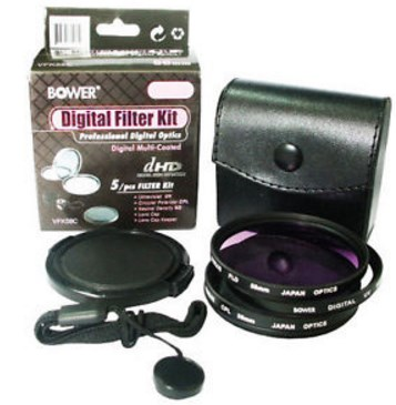 55mm  Digital Filter Kit *FREE SHIPPING*