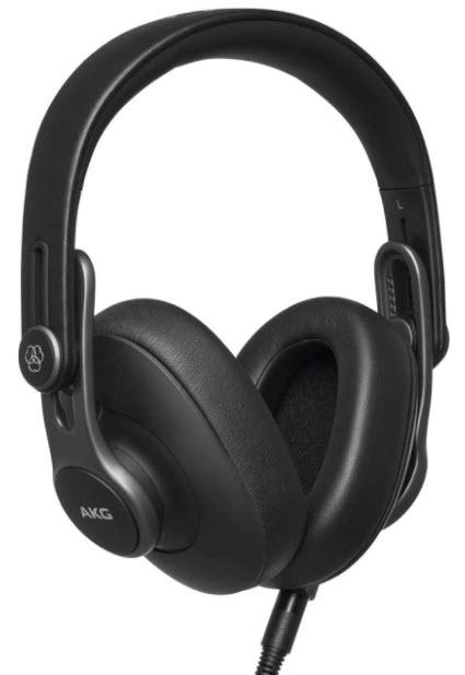 K371 Over-Ear Closed-Back Foldable Studio Headphones *FREE SHIPPING*