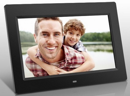 ADMPF310F10-Inch Digital Photo Frame with 4GB Built-In Memory  *FREE SHIPPING*