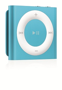 iPod shuffle 2GB Blue (4th Generation)