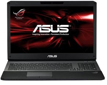 G75VW-DS71 17.3-Inch Laptop (Black)