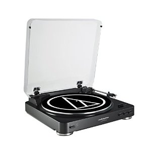 AT-LP60 Fully Automatic Belt Driven Turntable - Black *FREE SHIPPING*
