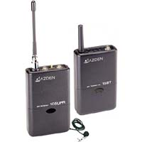 105 Series UHF Wireless Microphone System With 15BT BeLTpack Transmitter *FREE SHIPPING*