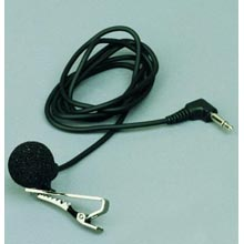 EX-505u Unidirectional Lavalier Microphone With 1/8