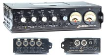 FMX-42 4-Channel Portable Microphone Field Mixer *FREE SHIPPING*