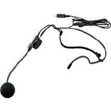 HS-12h Uni-Directional Vocal Headset Microphone With 4-Pin Hirose Connector