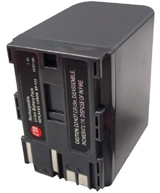BP-535, 7.4v, 4500mah Lithium-Ion Battery Pack, Replacement For Canon BP-535 *FREE SHIPPING*