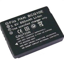 Dmw-Bcg10 D Secured Battery Pack For Lumix Dmc-Zs3 And Dmc-Zs1 Digital Cameras *FREE SHIPPING*
