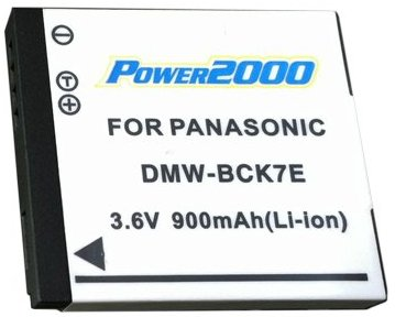 DMW-BCK7 Rechargeable Lithium-Ion Battery Pack *FREE SHIPPING*