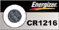 ECR-1216 Battery *FREE SHIPPING*