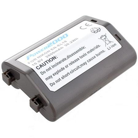 EN-EL18 Rechargeable Li-Ion Battery Pack For D4 *FREE SHIPPING*