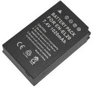 EN-EL20 Rechargeable Li-Ion Battery Pack For Select Nikon Digital Cameras *FREE SHIPPING*