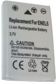EN-EL-5 Rechargeable Li-Ion Battery Pack  *FREE SHIPPING*