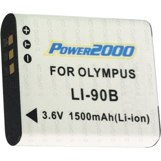 Li-90B/Li-92B Rechargeable Lithium-Ion Battery Pack For TG-1 & TG-2 (3.6v 1500mah) *FREE SHIPPING*