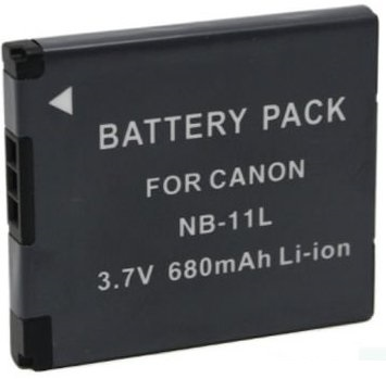 NB-11L Battery Pack For Select PowerShot Digital Cameras *FREE SHIPPING*