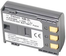NB-2LH 850mah Lithium-Ion Battery Pack