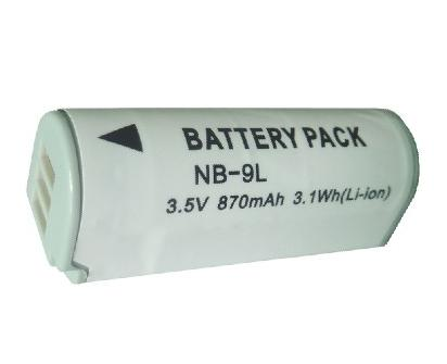 NB-9L Battery Pack For PowerShot SD4500 IS Digital Camera *FREE SHIPPING*