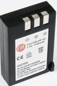 NP-140 Lithium-Ion Rechargeable Battery Pack For Finepix S100fs Digital Camera *FREE SHIPPING*