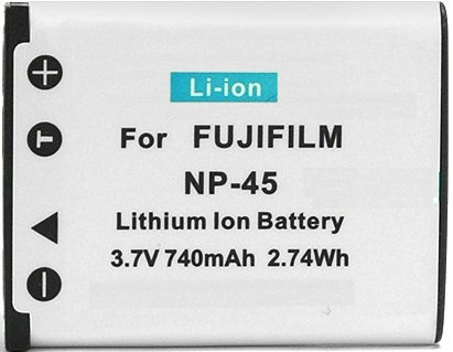 NP-45 Lithium-Ion Rechargeable Battery Pack  *FREE SHIPPING*