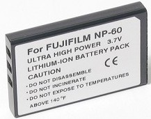 NP-60 Lithium-Ion Rechargeable Battery Pack *FREE SHIPPING*
