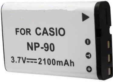 NP-90 Rechargeable Lithium Ion Battery For Casio Exilim Ex-H10  *FREE SHIPPING*