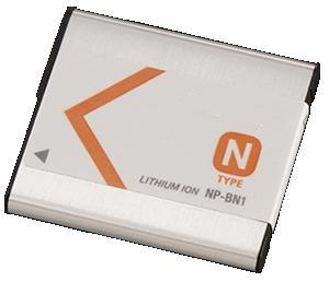 NP-BN1 Rechargeable Battery Pack *FREE SHIPPING*
