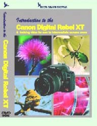 BC-103 Introduction DVD To The Canon EOS Digital Rebel Xt (350d) Digital SLR *FREE SHIPPING*