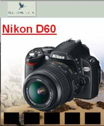 BC-117 Introduction DVD To The Nikon D-60 Digital SLR *FREE SHIPPING*