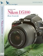 BC-141 Introduction To The Nikon D5100 - Basic Controls *FREE SHIPPING*
