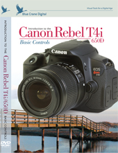 BC-146 Introduction DVD For Canon EOS Rebel T4I SLR Camera *FREE SHIPPING*