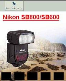 BC-202 Understanding The Nikon SB800/SB600 Speedlight DVD *FREE SHIPPING*