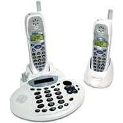 35818-M1 5.8 Ghz Analog Cordless Answering System