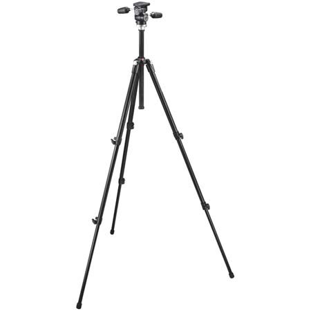 Manfrotto 055xprob Tripod+804RC2 Head *FREE SHIPPING*