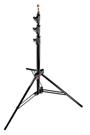 1004BAC Alu Master Stand Air Cushioned 12' - Black *FREE SHIPPING*