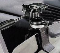 Pan Tilt Head+Car Window Pod *FREE SHIPPING*