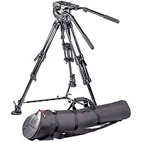 516 Head+351mvcf Tripod+350sprb Spreader+565 Feet+Mbag120p *FREE SHIPPING*