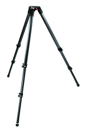 Cf 2 Stage, 3 Section Single Tube Video Tripod W/75mm Bowl *FREE SHIPPING*