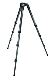 Cf 3-Stage, 4 Sect Single Tube Video Tripod 75/100mm Bowl *FREE SHIPPING*
