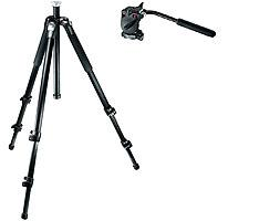 700RC2,055CXv3 700RC2 Mini Video Head And 055CXv3 Cf Tripod View-3 Section *FREE SHIPPING*