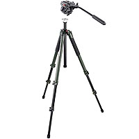 055XB Tripod with 701HDV Pro Video Head and MBAG 80 *FREE SHIPPING*