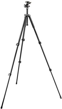 293 Compact Aluminum 4 Section Tripod with QR Ball Head *FREE SHIPPING*