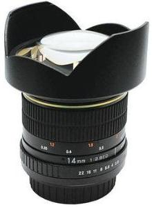 14mm F/2.8 Full-Frame Ultra Wide Angle Lens For Canon EOS *FREE SHIPPING*